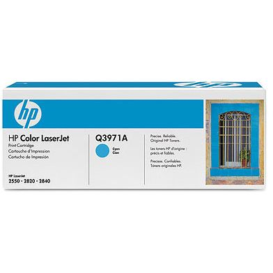 HP Color LaserJet Q3971A Original Cyan Toner