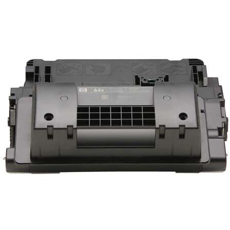 HP CC364X Alternativo Negro Toner 64X