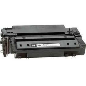 HP Q7551A Alternativo Negro Toner 51A