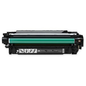 HP CE250X CE250A Negro Toner  Alternativo 504X 504A