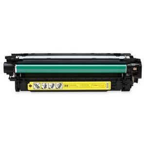 HP CE252A Amarillo Toner Alternativo 504A