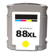 HP 88XL Amarillo Remanufacturado C9388AE C9393AE