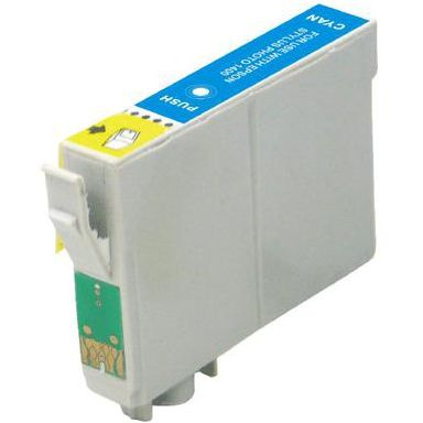 Epson T0712 (T071240) Cyan Compatible