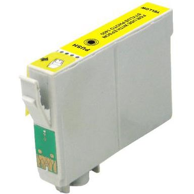 Epson T0714 T0894 Amarillo Alternativo C13T07144010 C13T08944010