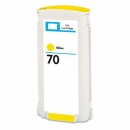 HP 70 Amarillo Compatible C9454A