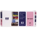 HP 83 Cabezal Light Magenta Original C4965A