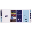 HP 83 Cabezal Light Cian Original C4964A