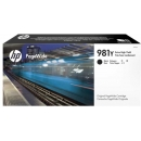 HP 981Y L0R16A Negro PageWide 556 / 586