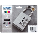 PACK 4 Colores Epson 35 Original C13T35864010