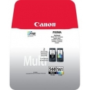 PACK Canon PG560 + CL-561 Negro y Color Cartuchos originales 3713C006 PG-560 CL-561