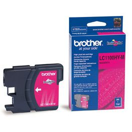 Brother LC1100M Magenta Tinta Original