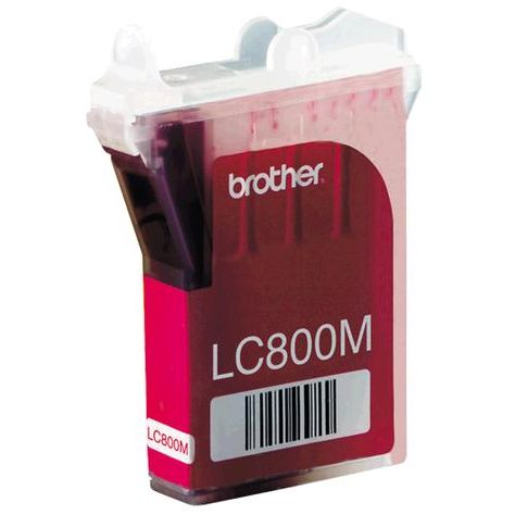 Brother LC800M Magenta Compatible