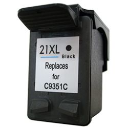HP 21 XL Negro Remanufacturado C9351C C9351A