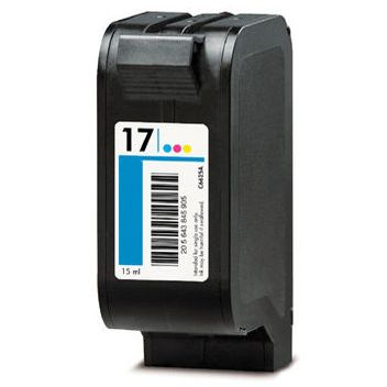 HP 17 TriColor Remanufacturado C6625A