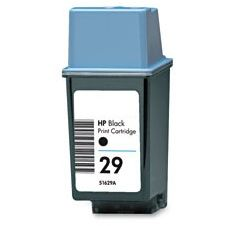 HP 29 Negro Remanufacturado 51629A