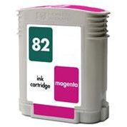 HP 82 Magenta Remanufacturado C4912A