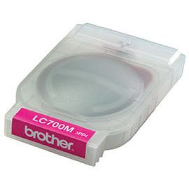 Brother LC700M Magenta Compatible LC700M