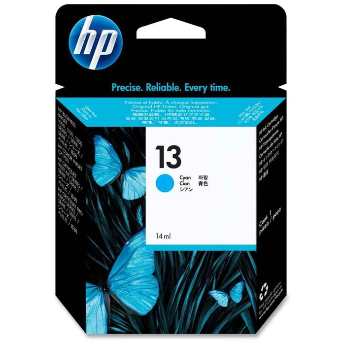 HP 13 Cyan Original C4815AE