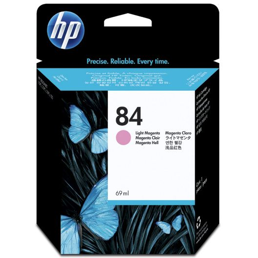 HP 84 Light Magenta Original C5018A