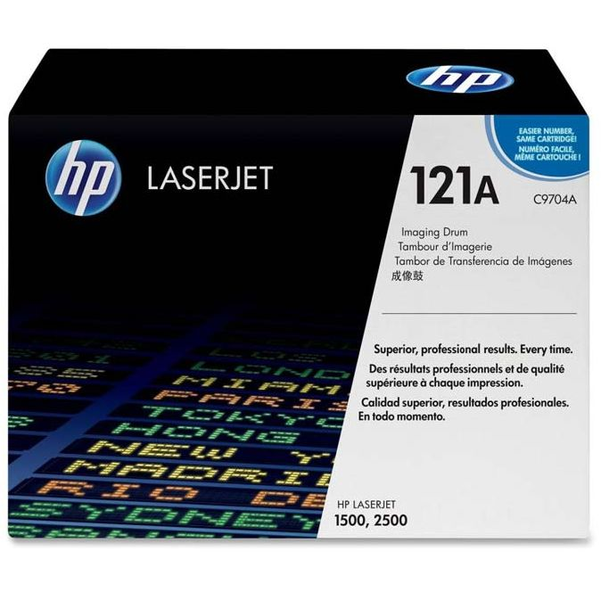 HP C9704A Original Tambor Color LaserJet 1500 2500
