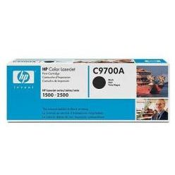 HP Color LaserJet C9700A Original Negro Toner