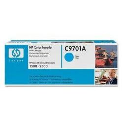 HP Color LaserJet C9701A Original Cyan Toner
