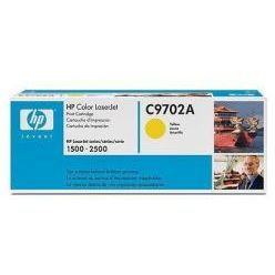 HP Color LaserJet C9702A Original Amarillo Toner