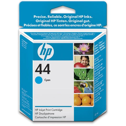 HP 44 Cyan Original 51644CE