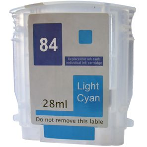 HP 84 Light Cyan Remanufacturado C5017A