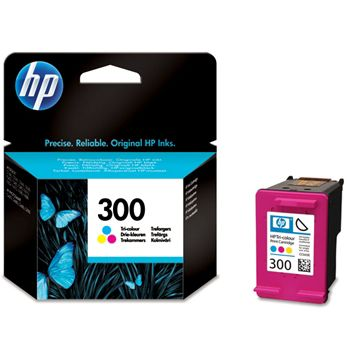 HP 300 TriColor Original CC643EE con Vivera Ink D1600 F2480