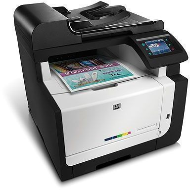 HP Color LaserJet CM1415fnw